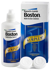 Bausch Boston Simplus 120 ml-0