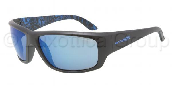 AN 4166 CHEA T SHEET 211555 Negro mate-Azul espejo