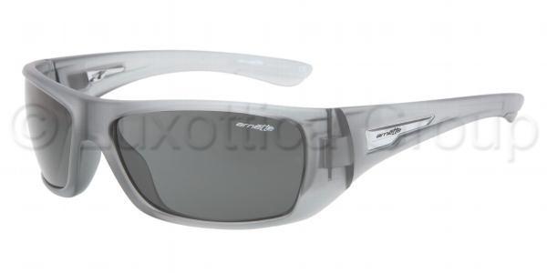 ARNETTE 4147 STICKUP 207387 Gris transparente-Lente gris