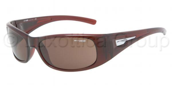 ARNETTE 4139 HOLD UP 205973 Caoba -Lente marrón