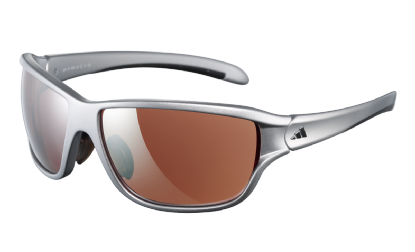 product g a gafas de sol adidas a394 terrex swift 6053 silver black   lente lst active silver 1.jpeg en Óptica Sobrarbe