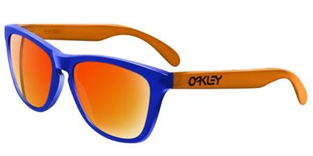 OAKLEY 9013 FROGSKINS 285 Azul - Fuego Iridium