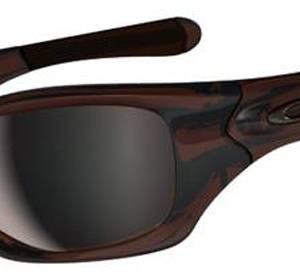 Gafas de Sol Oakley 9127 Pit Bull 08 - Rootbeer Brillo - Tungsteno Iridium Polarizada
