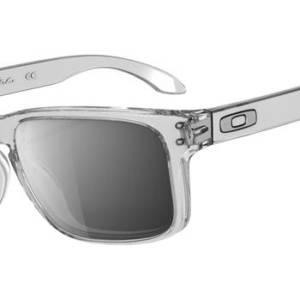 Gafas de Sol Oakley 9102 HOLBROOK 06 Transparente - Cromo Iridium
