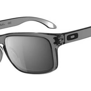 Gafas de Sol Oakley 9102 HOLBROOK 24 Gris Humo - Negro Iridium