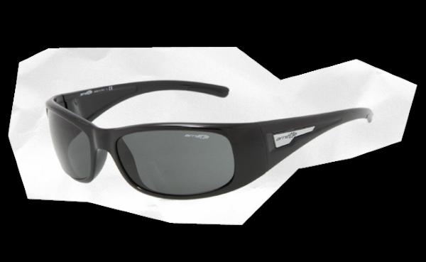 product 0 0 0000000004309 arnette 4139 hold up 41 87 negro brillo lente gris.jpeg en Óptica Sobrarbe