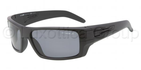 ARNETTE 4158 AFTER PARTY 01 81 Negro mate -Gris polarizado