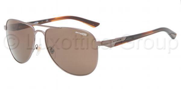 ARNETTE 3061 ONE TIME 608 7D Marrón-Lente marrón bronze