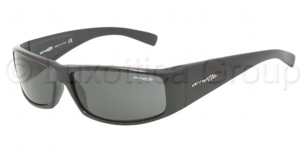 ARNETTE 4079 FULL HOUSE 41 87 Negro brillo-Lente gris