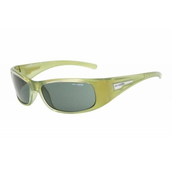 ARNETTE 4138 HOLD UP 203371 Verde transparente -Lente verde