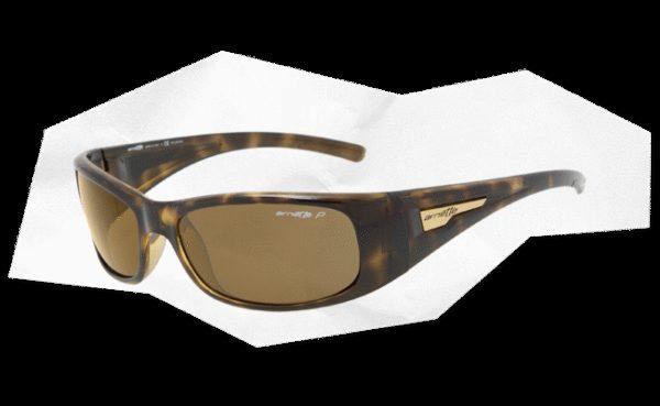 ARNETTE 4139 HOLD UP 67 83 Marrón habana-Lente marrón polarizado