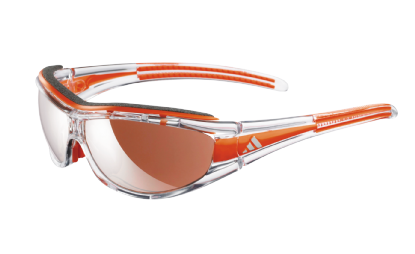 product g a gafas de sol adidas a126 evil eye pro 6080 race transparent orange lente lst active silver lst bright antifog 1.jpeg en Óptica Sobrarbe