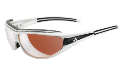 product g a gafas de sol adidas a126 evil eye pro 6081 race white black   lente lst active silver lst bright antifog .jpeg en Óptica Sobrarbe