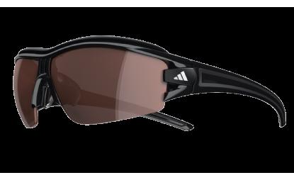 product g a gafas de sol adidas a167 evil eye halfrim pro l 6071 shiny black lente lst polarized silver lst bright antifog 1.jpeg en Óptica Sobrarbe