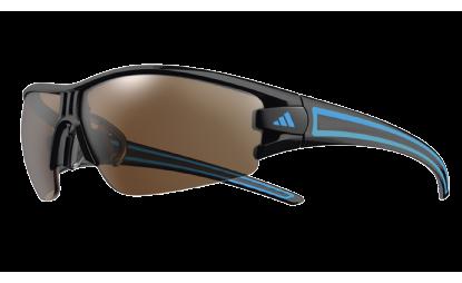 product g a gafas de sol adidas a402 evil eye halfrim l 6059 shiny black blue lente lst contrast silver 2.jpeg en Óptica Sobrarbe