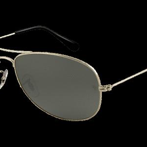 RAYBAN 3362 COCKPIT 003 40 59 Plateada - Lente gris espejo