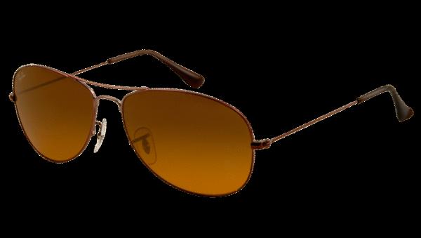 RAYBAN 3362 COCKPIT 014 74 59 Marrón - Lente marrón naranja degradado