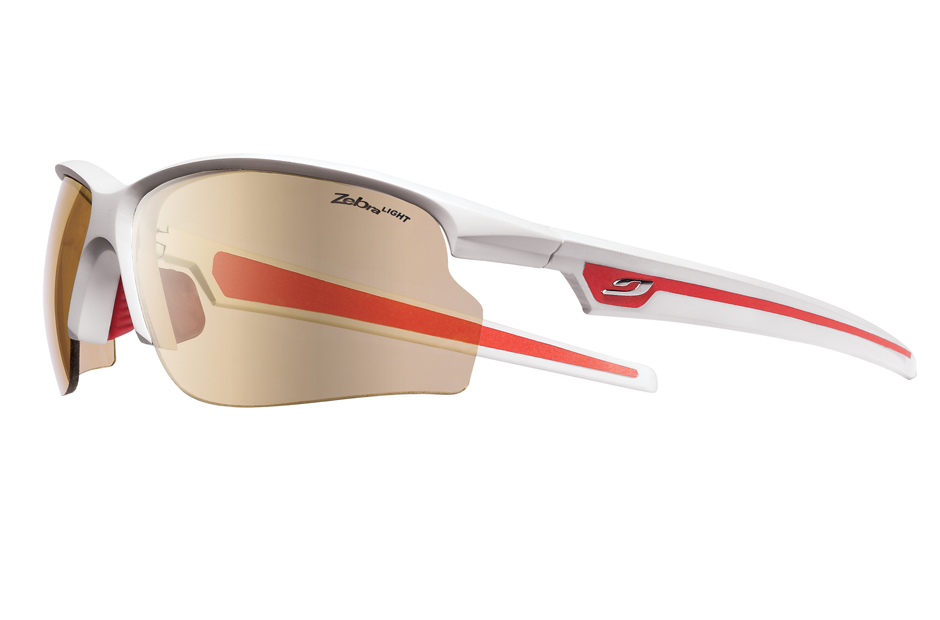 Julbo J429 Ultra 3011 Montura Blanco - Lente Zebra Light
