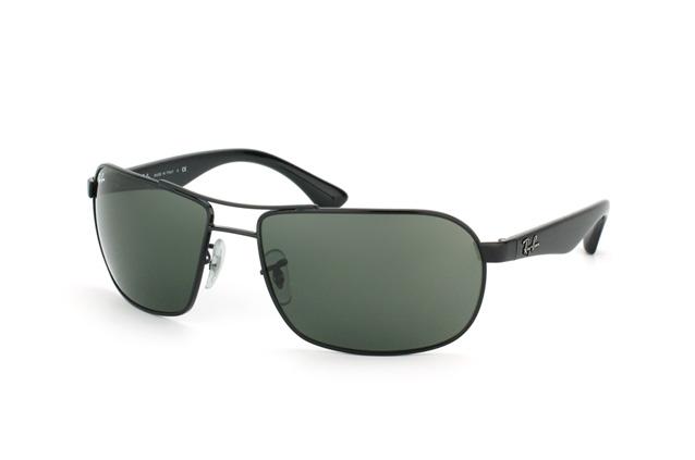 Ray-Ban 3492 002 Montura Negro Metal - Lente Verde