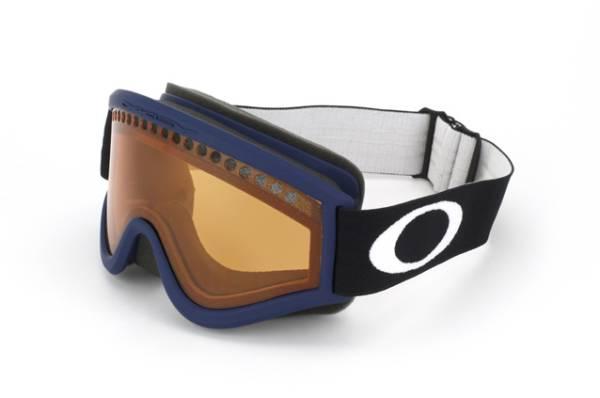 Oakley OO7008 L-FRAME 57 080 - Montura DARK BLUE - Lente PERSIMMON