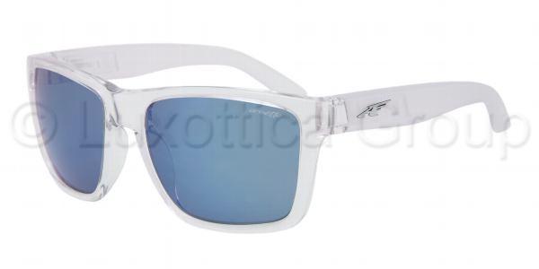 Arnette AN4177 Witch Doctor 215855 - Montura Transparente Brillo - Lente Azul Espejada