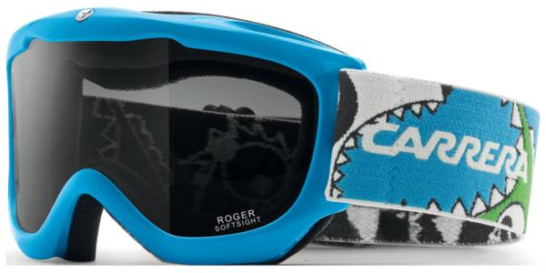 Carrera ROGER M00247 5EJ - Montura Azul Claro Animal - Lente Gris