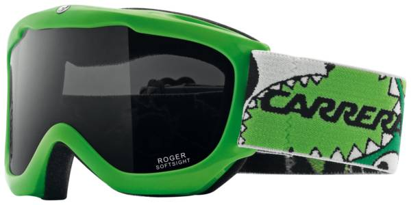 Carrera ROGER M00247 6CV - Montura Verde-Animal - Lente Gris