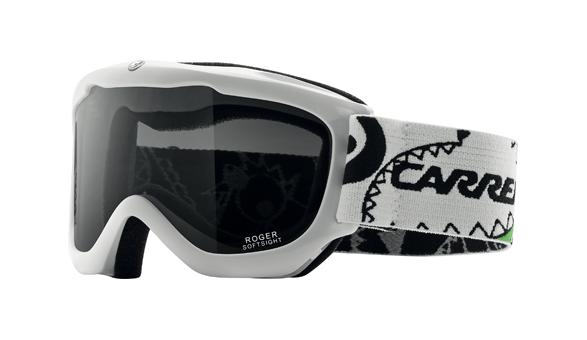 Carrera ROGER M00247 7IY - Montura Blanco - Lente Gris