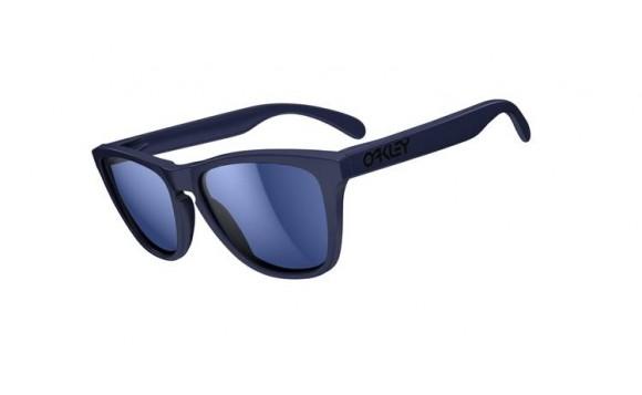 OAKLEY OO 9013 FROGSKINS 345 - Montura Azul Artesian - Lente Azul Iridium