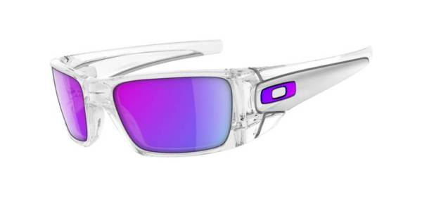 OAKLEY 9096 FUEL CELL 04 Transparente - Violeta Iridium