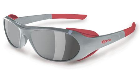 NanoVista Astun NS28480 - Plata-Rojo