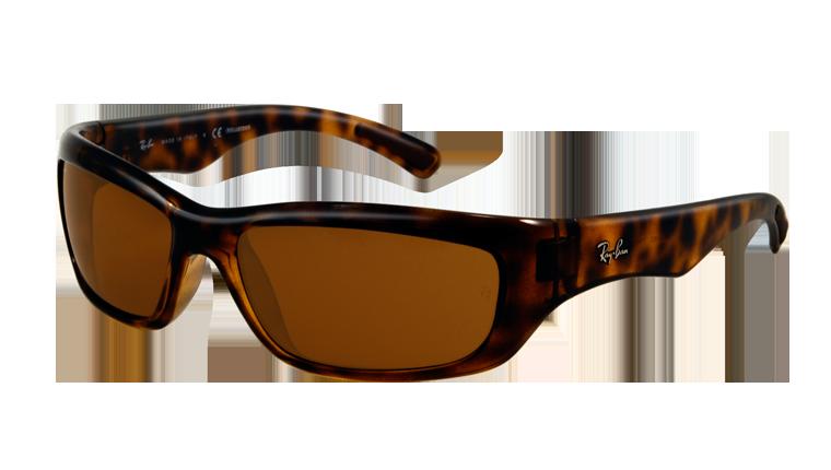 Ray-Ban RB 4160 710-57 - Montura Habana - Lente marrón polarizada