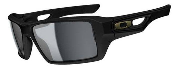 Oakley 9136 Eyepatch2 12 Negro Mate - Gris Polarizada