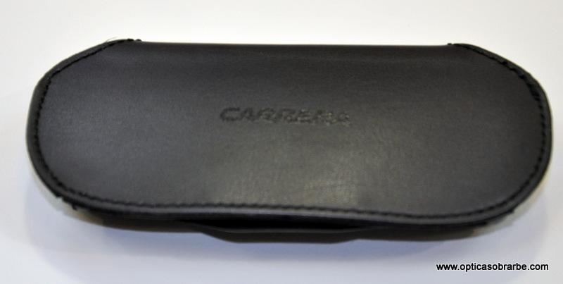 Carrera cuero vintage