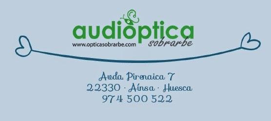 2014 2BFelicitaci C3 B3n 2BcontraPortada en Óptica Sobrarbe